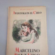 Coleccionismo Papel Varios: MARCELINO PAN Y VINO. Lote 178780277