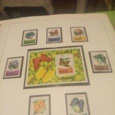 Coleccionismo Papel Varios: GRANADA GRENADINES,SELLOS. Lote 179113722
