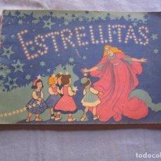 Coleccionismo Papel Varios: CUADERNO ESTRELLITAS - M.C. CALABRESI - ILUSTRACIONES A. ZUCCHI. Lote 179391196
