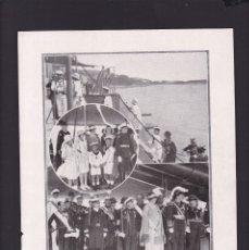 Coleccionismo Papel Varios: SANTANDER - 13 AGOSTO 1922 - PRINCIPE DE ASTURIAS - ORIGINAL RECUPERADO PUBLICACION. Lote 179522896
