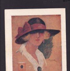 Coleccionismo Papel Varios: CALBER - 13 AGOSTO 1922 - PUBLICIDAD PERFUMERIA - ORIGINAL RECUPERADO PUBLICACION. Lote 179523211