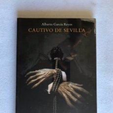 Coleccionismo Papel Varios: SEMANA SANTA SEVILLA. LIBRO PRECINTADO. PREGÓN SEMANA SANTA SEVILLA, 2017. Lote 179955272