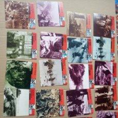 Coleccionismo Papel Varios: FICHAS DE GUERRA. Lote 180235116