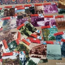 Coleccionismo Papel Varios: FICHAS DE GUERRA. Lote 180235820