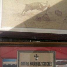 Coleccionismo Papel Varios: ESQUELA DE MANOLETE. Lote 180287061