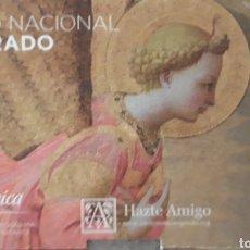 Coleccionismo Papel Varios: ENTRADA MUSEO DEL PRADO. Lote 181893243