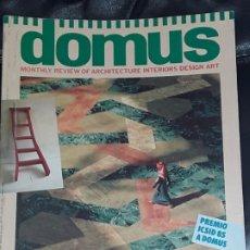 Coleccionismo Papel Varios: DOMUS. N 665. Lote 182073033
