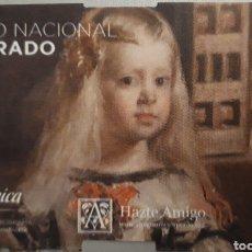 Coleccionismo Papel Varios: ENTRADA MUSEO DEL PRADO. Lote 182670310