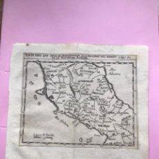 Coleccionismo Papel Varios: GRABADO DEL ORIGEN DE LA REPÚBLICA ROMANA SIGLO XVIII. Lote 184628260
