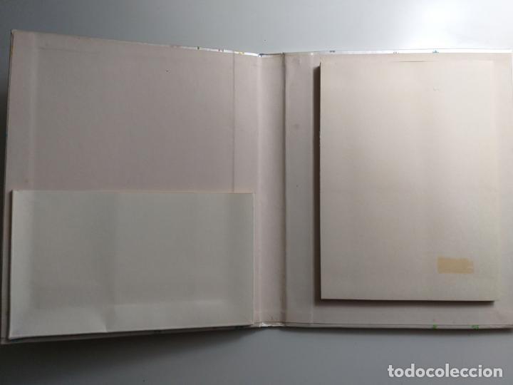 Coleccionismo Papel Varios: Recuerdo de mi primera Comunión. Block de notas, con lápiz. Caricatura de niña. - Foto 5 - 184784697