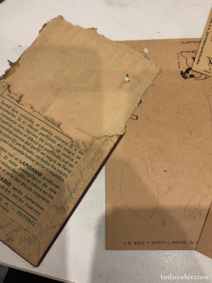 Coleccionismo Papel Varios: Lapisabio - Foto 3 - 188428828