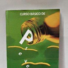 Coleccionismo Papel Varios: CURSO BASICO DE PREVENCION DE RIESGOS LABORALES. SAS:. Lote 188473956