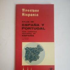 Coleccionismo Papel Varios: GUIA FIRESTONE HISPANIA. Lote 189493773