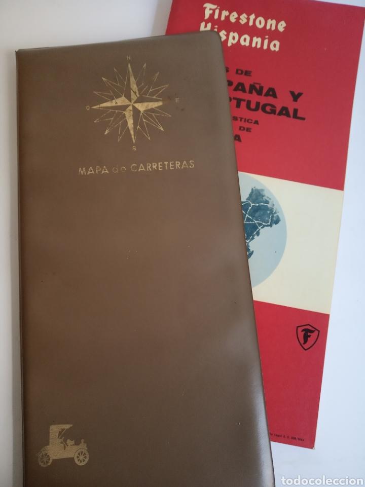 Coleccionismo Papel Varios: Guia FIRESTONE HISPANIA - Foto 3 - 189493773