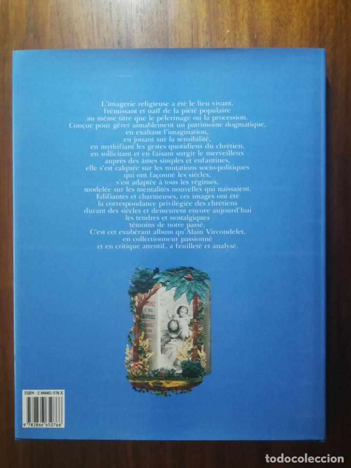 Coleccionismo Papel Varios: Libro Le monde des IMAGES PIEUSES ( Coleccionismo religioso en papel ) 1988 150 pág. Muy buen estado - Foto 2 - 191364863