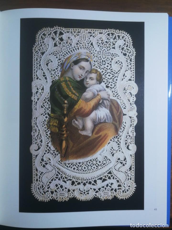 Coleccionismo Papel Varios: Libro Le monde des IMAGES PIEUSES ( Coleccionismo religioso en papel ) 1988 150 pág. Muy buen estado - Foto 4 - 191364863