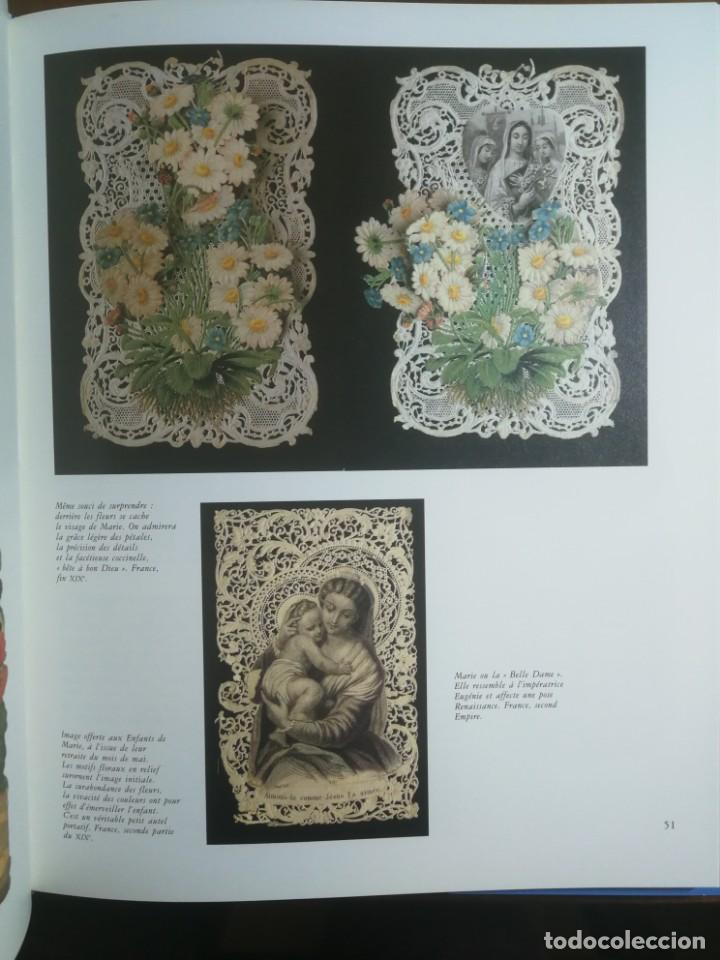 Coleccionismo Papel Varios: Libro Le monde des IMAGES PIEUSES ( Coleccionismo religioso en papel ) 1988 150 pág. Muy buen estado - Foto 5 - 191364863