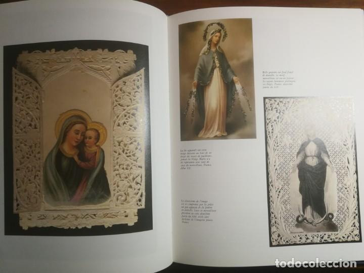 Coleccionismo Papel Varios: Libro Le monde des IMAGES PIEUSES ( Coleccionismo religioso en papel ) 1988 150 pág. Muy buen estado - Foto 6 - 191364863