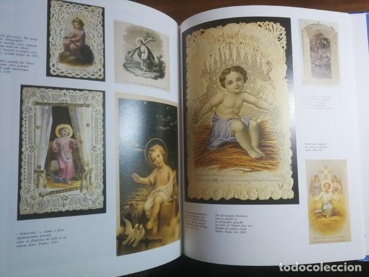 Coleccionismo Papel Varios: Libro Le monde des IMAGES PIEUSES ( Coleccionismo religioso en papel ) 1988 150 pág. Muy buen estado - Foto 7 - 191364863