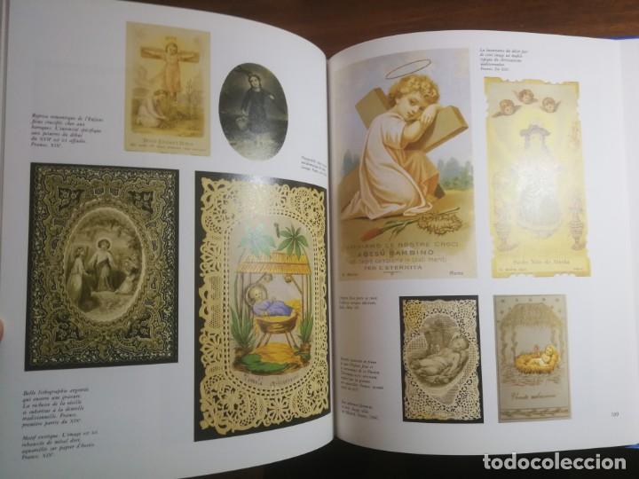 Coleccionismo Papel Varios: Libro Le monde des IMAGES PIEUSES ( Coleccionismo religioso en papel ) 1988 150 pág. Muy buen estado - Foto 8 - 191364863