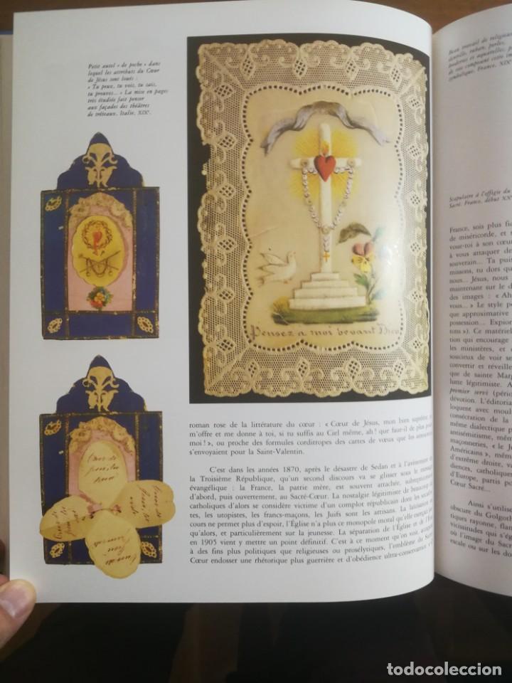 Coleccionismo Papel Varios: Libro Le monde des IMAGES PIEUSES ( Coleccionismo religioso en papel ) 1988 150 pág. Muy buen estado - Foto 9 - 191364863