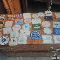 Coleccionismo Papel Varios: LOTE DE 90 POSAVASOS. Lote 191413337
