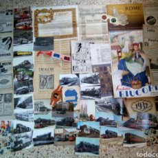 Coleccionismo Papel Varios: LOTE PAPEL. Lote 191878852