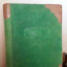 Coleccionismo Papel Varios: DIARIO ANTIGUO DE CONTABILIDAD. AÑOS 50. ENORME TAMAÑO. Lote 192114432