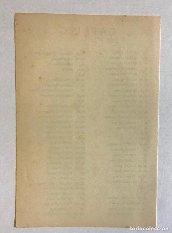 Coleccionismo Papel Varios: EXPOSICIÓ DE DIBUIXOS I GRAVATS D'AJUT A EUZKADI. - [Catàleg. Guerra Civil.] - Foto 3 - 194003760