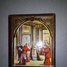 Coleccionismo Papel Varios: RECUERDO DE ROMA 1933. Lote 194131491