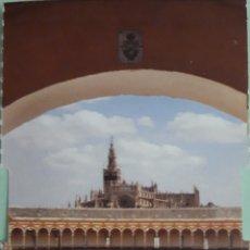 Coleccionismo Papel Varios: ENTRADA REAL MAESTRANZA DE SEVILLA. Lote 194344327
