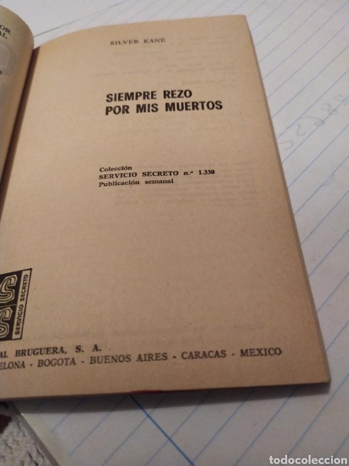 Coleccionismo Papel Varios: Siempre rezo por mis muertos - Foto 3 - 194357090