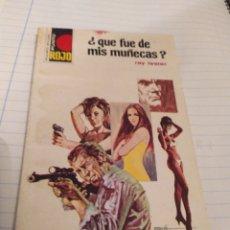 Coleccionismo Papel Varios: QUÉ FUE DE MIS MUÑECAS. Lote 194357358