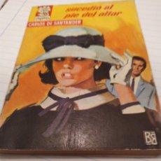 Coleccionismo Papel Varios: SUCEDIÓ AL PIE DEL ALTAR. Lote 194357607