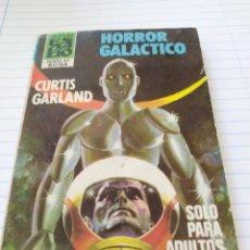 Coleccionismo Papel Varios: HORROR GALÁCTICO. Lote 194389131