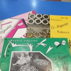 Coleccionismo Papel Varios: 3 CUADERNOS EL MIGUELETE N33-40-70. Lote 194509002