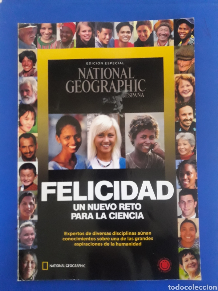 REVISTA NATIONAL GEOGRAPHIC (Coleccionismo en Papel - Varios)