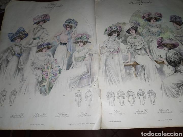 Coleccionismo Papel Varios: Album Blouses Nouvelles - Foto 3 - 194534235