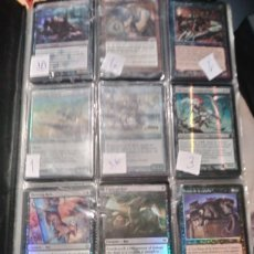 Coleccionismo Papel Varios: LOTE MAGIC THE GATHERING. Lote 194537911