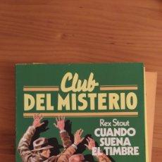 Coleccionismo Papel Varios: CLUB DEL MISTERIO N 10. Lote 194633237