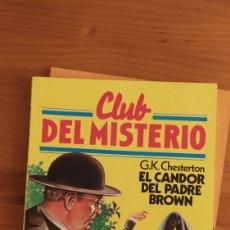 Coleccionismo Papel Varios: CLUB DEL MISTERIO N 12. Lote 194633697