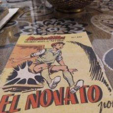 Coleccionismo Papel Varios: EL NOVATO. Lote 194636005