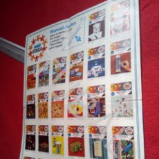 Collectionnisme Papier divers: TUBAL CATALOGO EDUCA HOBBY PLEGADO U23. Lote 194710876