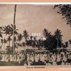 Coleccionismo Papel Varios: FOTO ETNICA. - AÑO 1913 - 13 X 10 CM. Lote 194758638
