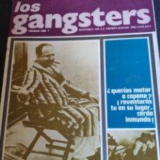 Coleccionismo Papel Varios: LOS GANSTERS N. 7. Lote 194938780