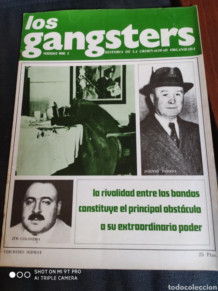 LOS GANSTERS N.3 (Coleccionismo en Papel - Varios)
