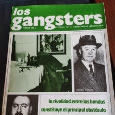 Coleccionismo Papel Varios: LOS GANSTERS N.3. Lote 194939343