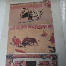Coleccionismo Papel Varios: POSTALES TOROS. Lote 194957656