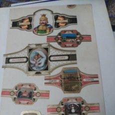 Coleccionismo Papel Varios: VITOLAS. Lote 194966908
