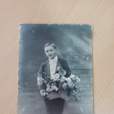 Coleccionismo Papel Varios: ANTIGUA POSTAL TORREVIEJA 1915. Lote 195067065